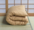 single-light-brown-futon